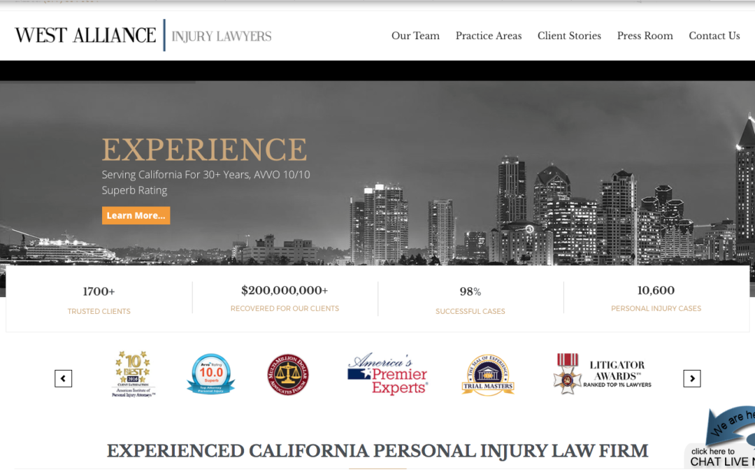 West Alliance Injury Lawyers